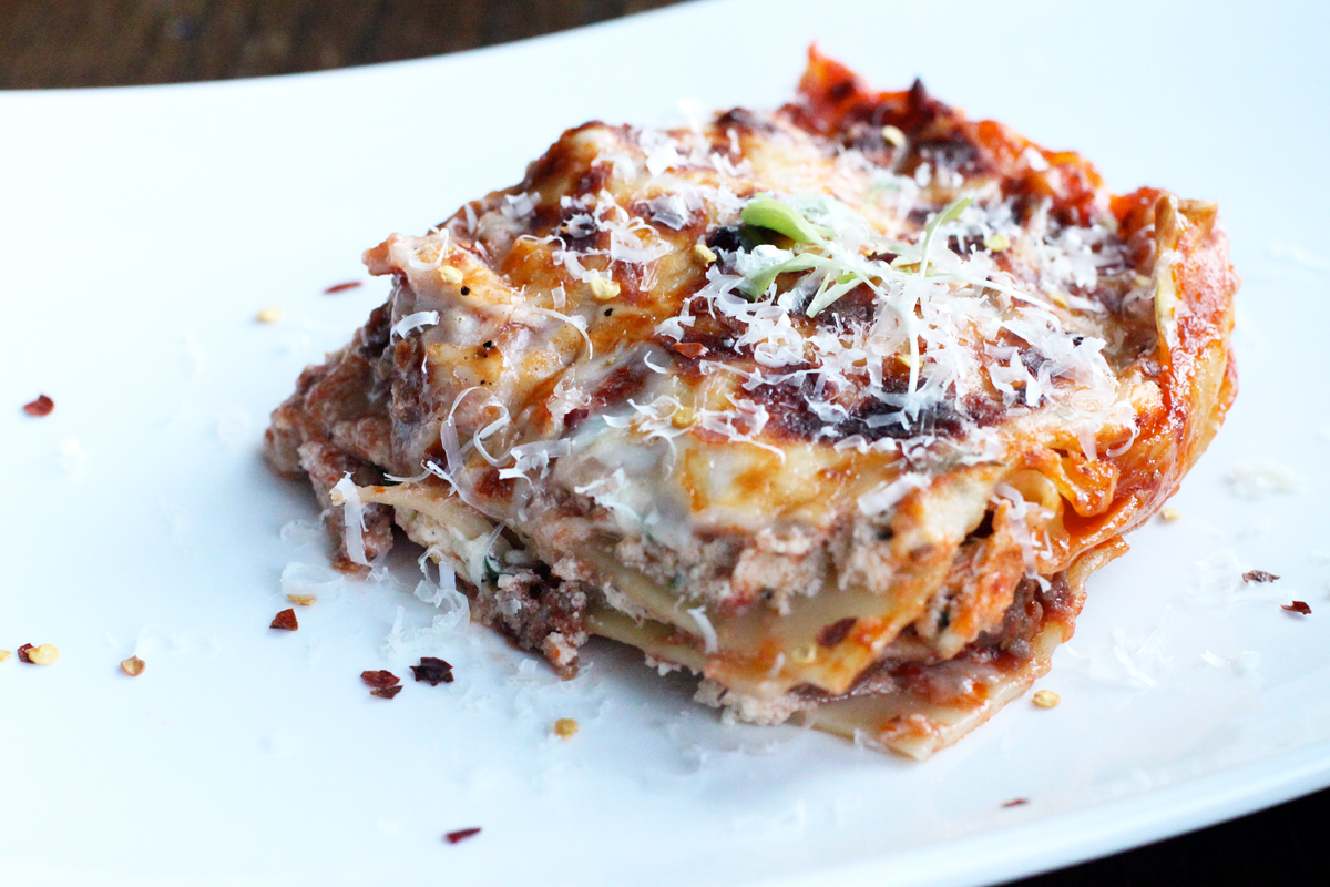Homemade Lasagna – Simple Comfort Food – Recipes that are simple ...