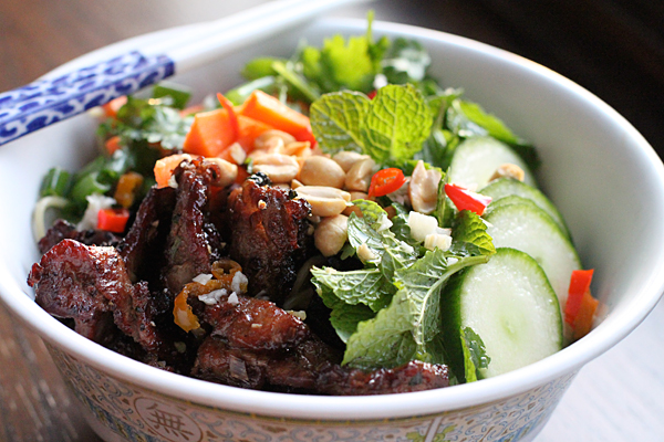 Vietnamese Pork and Noodle Recipe