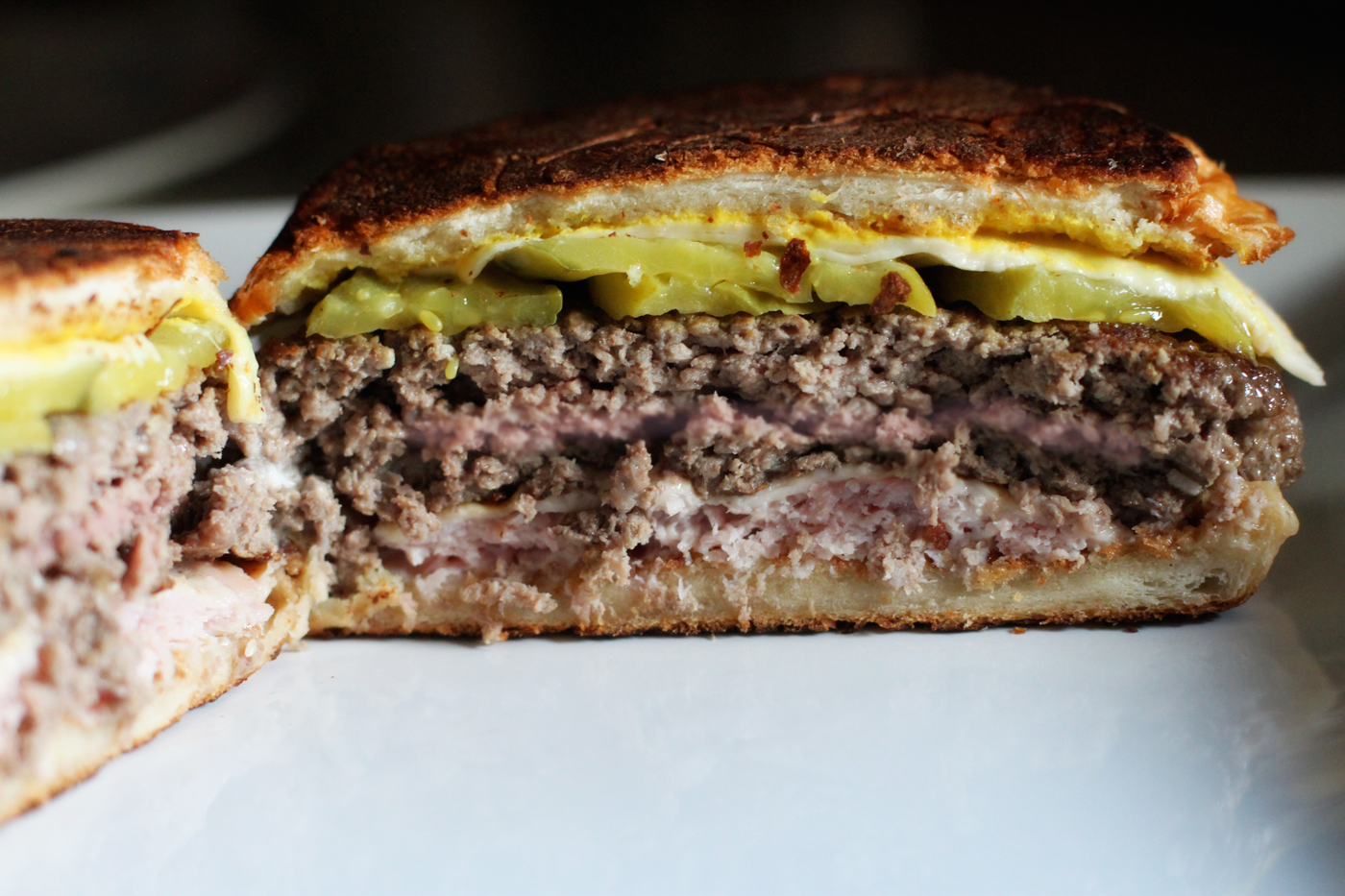 The Cuban Burger