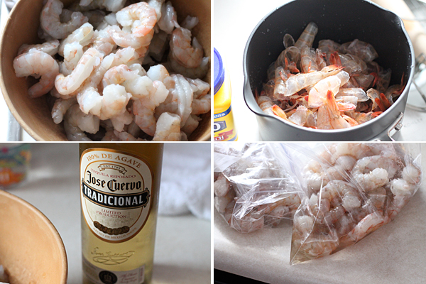 How to make drunken shrimp recipe