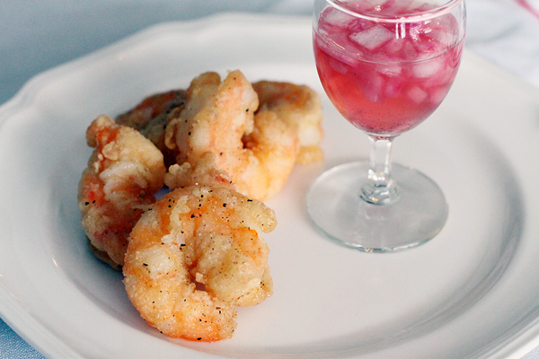 Drunken Shrimp Recipe