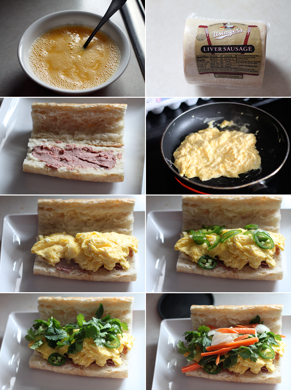 ... banh mi breakfast banh mi sandwiches recipe food wine breakfast banh