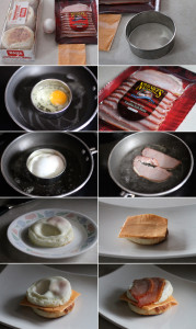 Egg McMuffin Recipe