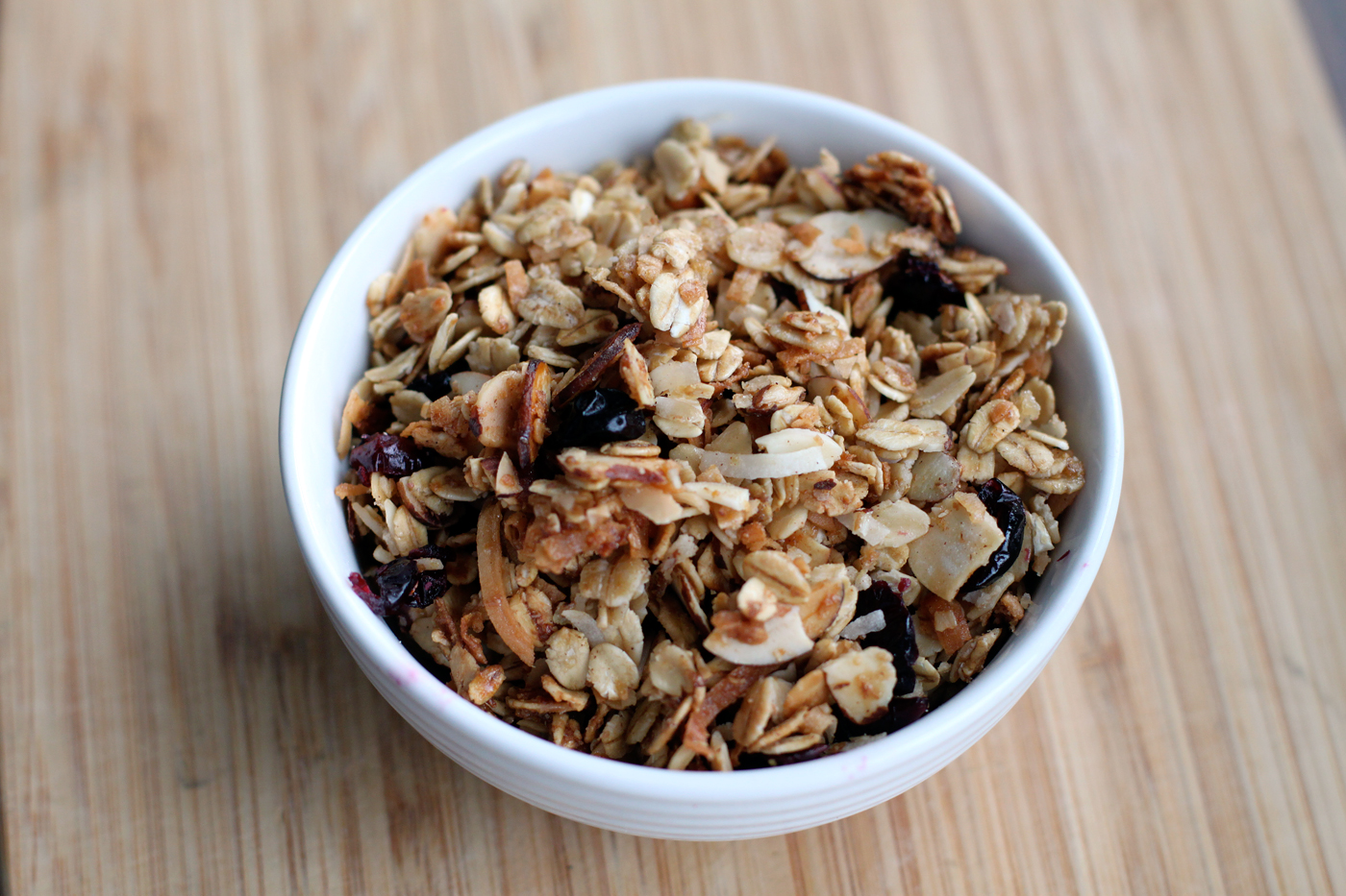 Easy Homemade Granola Recipe With Honey