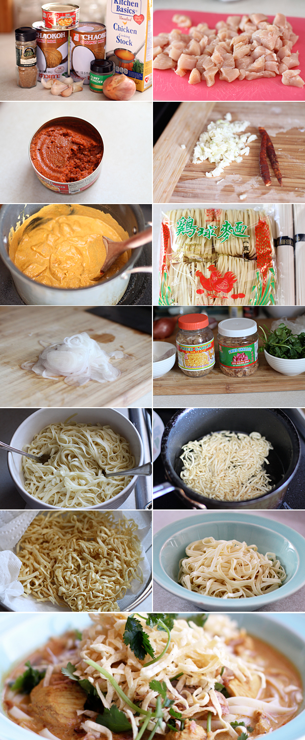 How to make Thai Curry Soup Recipe