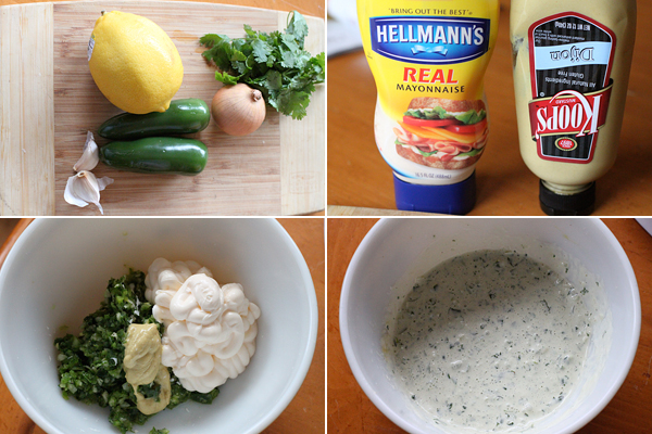How to make Peruvian Style Mayonnaise