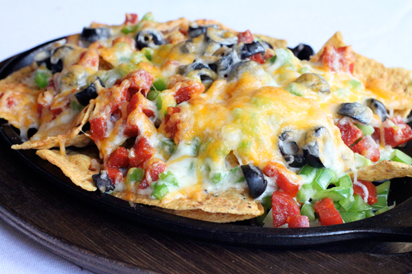 Pizza Nachos Recipe Super Bowl