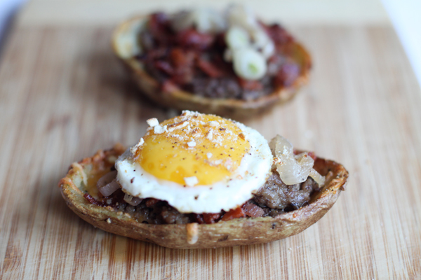 Potato Skins Recipe Super Bowl