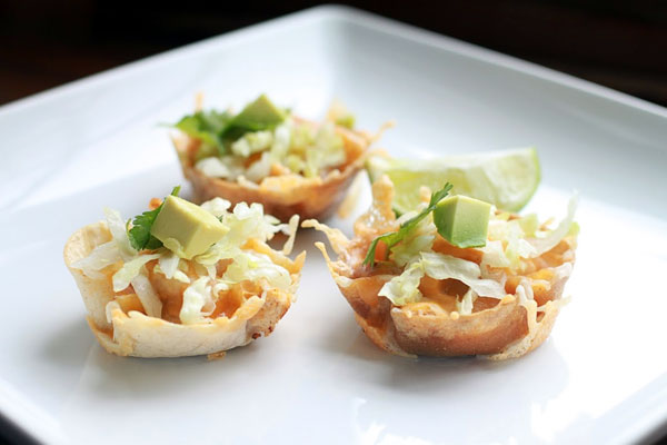 Taco Appetizers Super Bowl Recipe