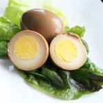 Asian Hard Boiled Eggs Recipe
