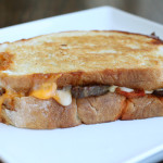 Kimchi Grilled Cheese Sandwich Recipe