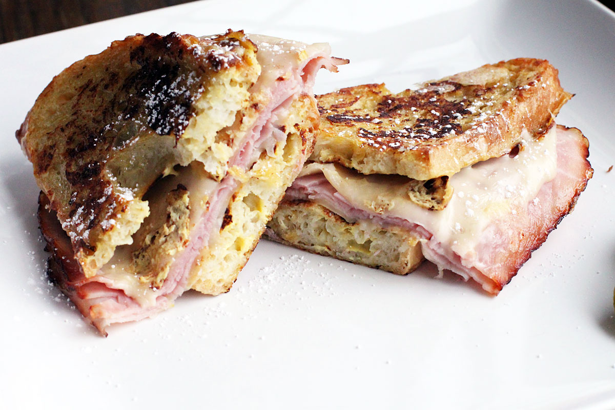 Monte Cristo Sandwich – Simple Comfort Food – Recipes that are ...