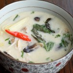 Tom Kha Gai - Thai Chicken Soup Recipe