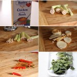 How to make Thai Chicken Soup