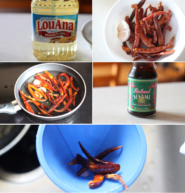 How to make homemade chili oil