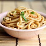 Spicy Garlic Noodles Recipe