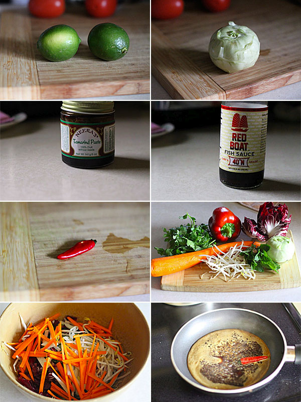 How to Make Thai Coleslaw