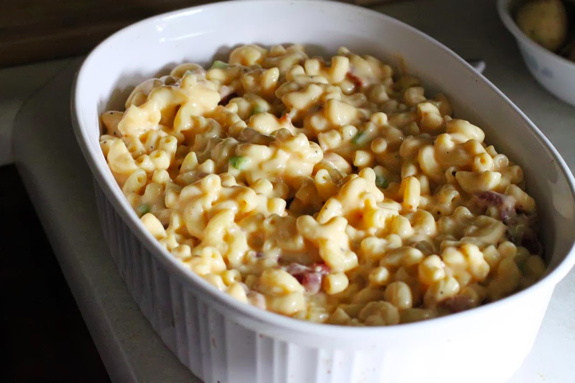 Bacon and Jalapeno Mac and Cheese – Simple Comfort Food – Recipes ...