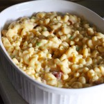 Bacon and Jalapeno Mac and Cheese
