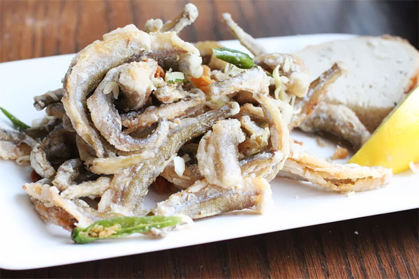 Fried Smelt Recipe