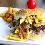 Mac and Cheese Burger Recipe