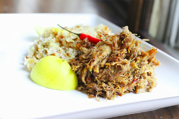 Slow Cooker Filipino Pork Adobo | Simple Comfort Food