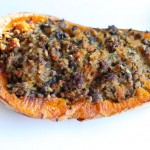 Stuffed Squash Recipe