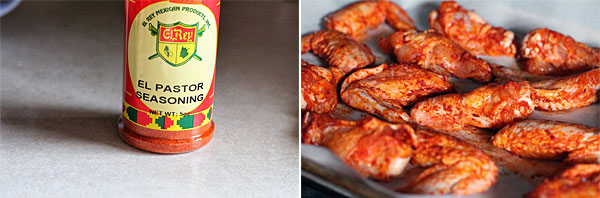 Wings Al Pastor Recipes — Dishmaps