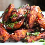 Al Pastor Chicken Wings
