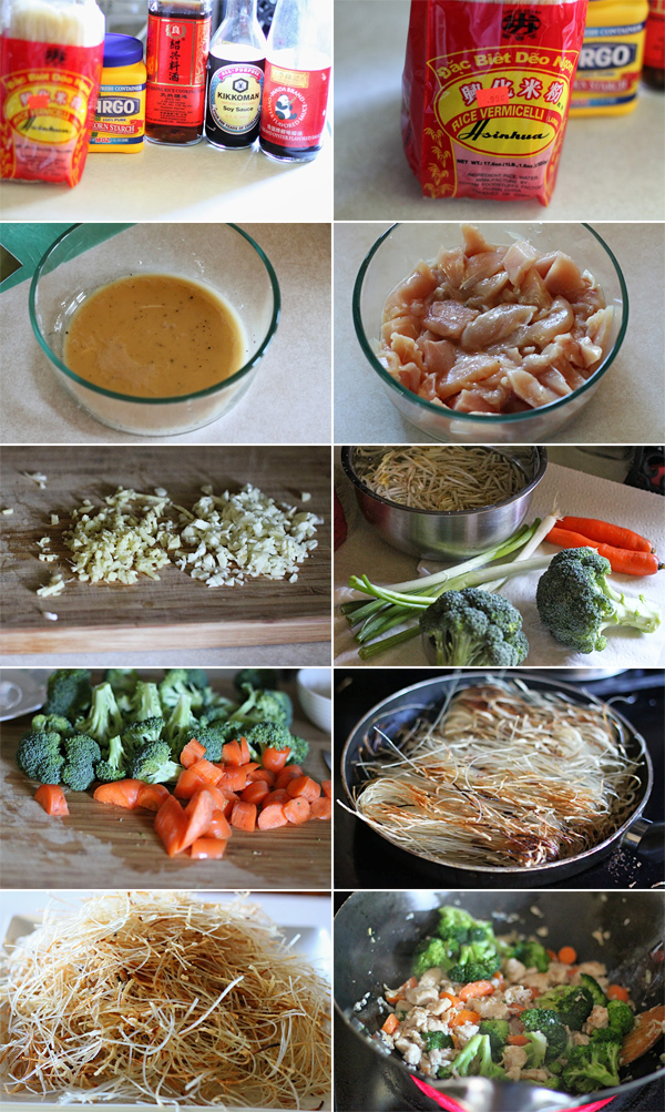 How to make Hong Kong Fried Noodles