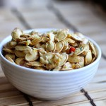 Thai Style Roasted Pumpkin Seeds