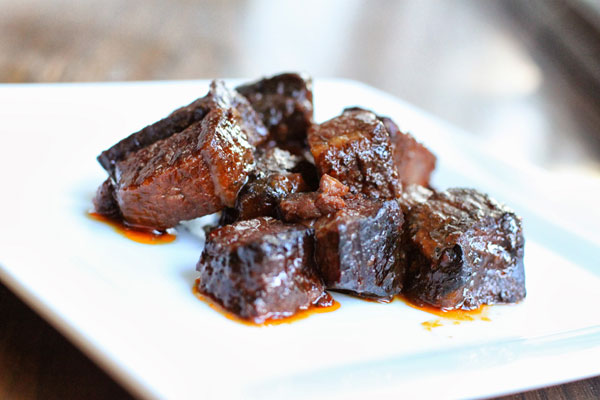 Barbecue Burnt Ends