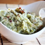 Mixed Vegetable Mashed Potatoes