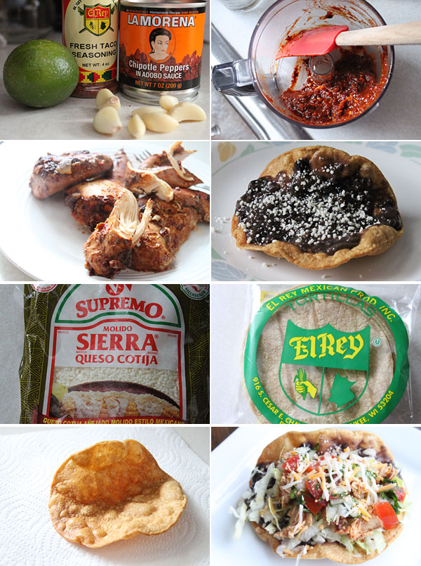 Mexican chalupa simple comfort food recipes that are simple and how to make a chalupa forumfinder Images