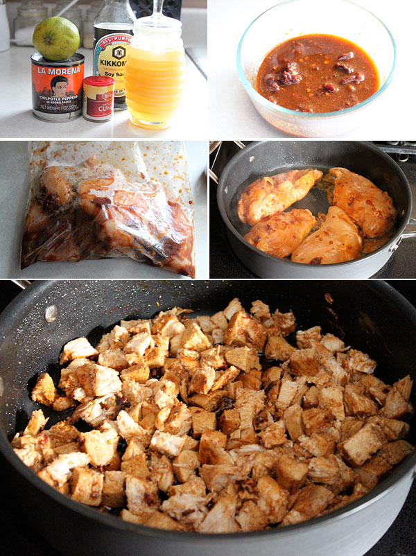 How to make chipotle chicken