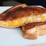 Pimento Style Grilled Cheese Sandwich