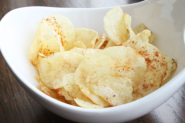 How to make Old Bay Potato Chips