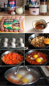How to make Moroccan Style Eggs