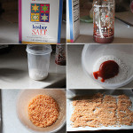 How to make Sriracha salt