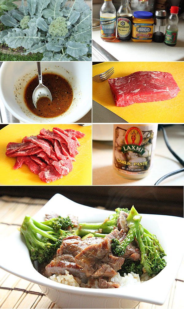 How to make Chinese Beef and Broccoli
