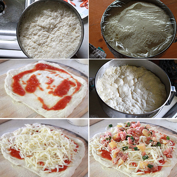 How to make Lumpia Shanghai Pizza