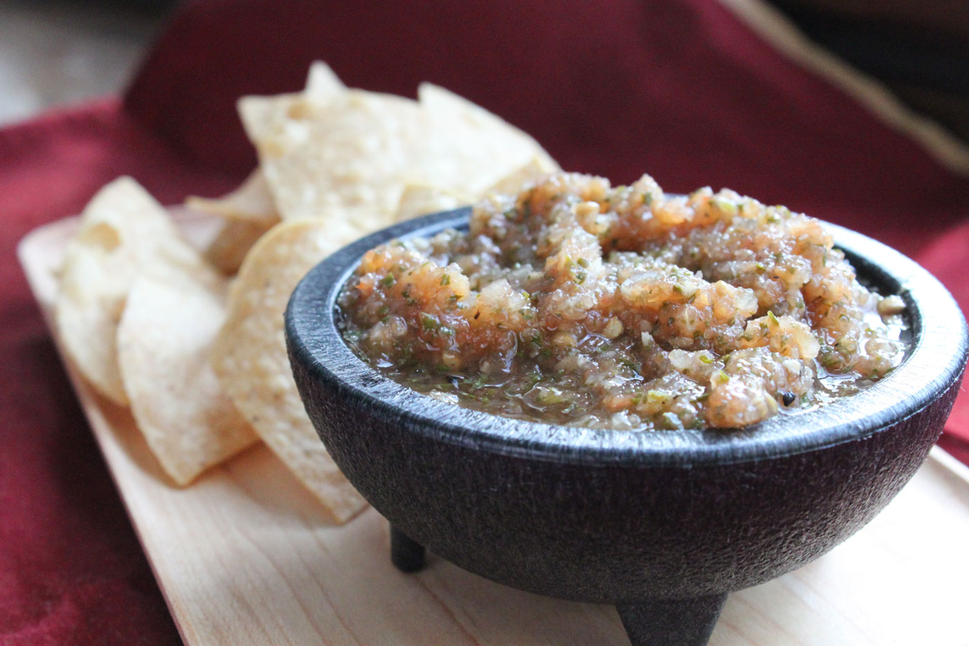 Fire Roasted Habanero Salsa