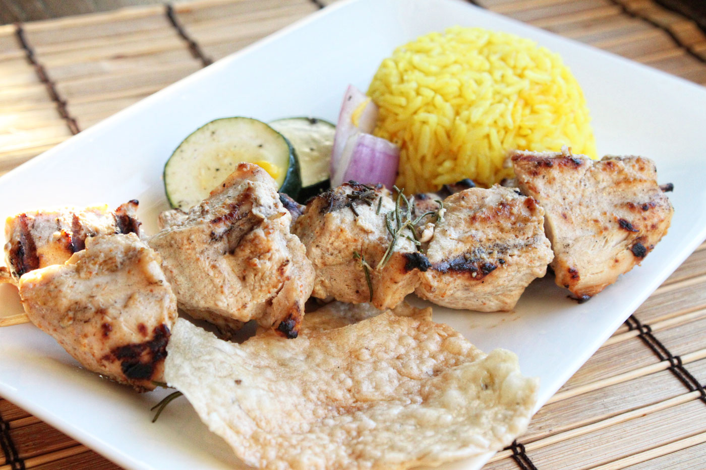 Harissa Marinated Grilled Chicken – Simple Comfort Food ...