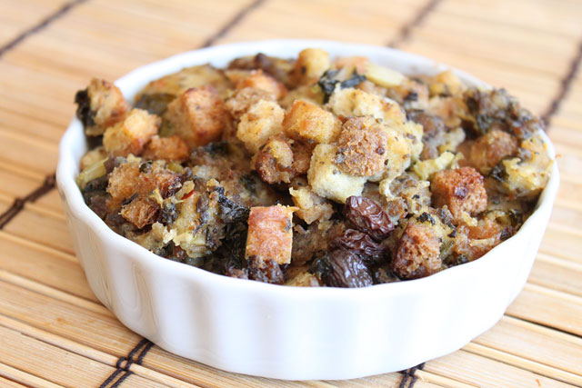 How to make Thanksgiving Sausage Stuffing