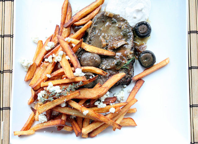 Steak Frites Recipe