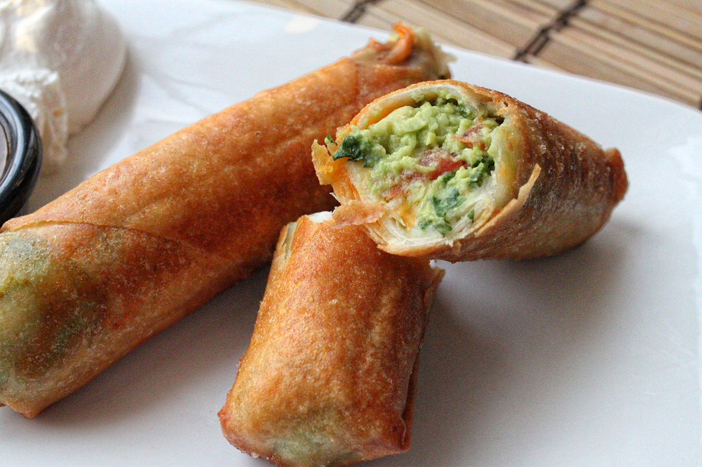 Avocado Egg Rolls – Simple Comfort Food – Recipes that are simple ...