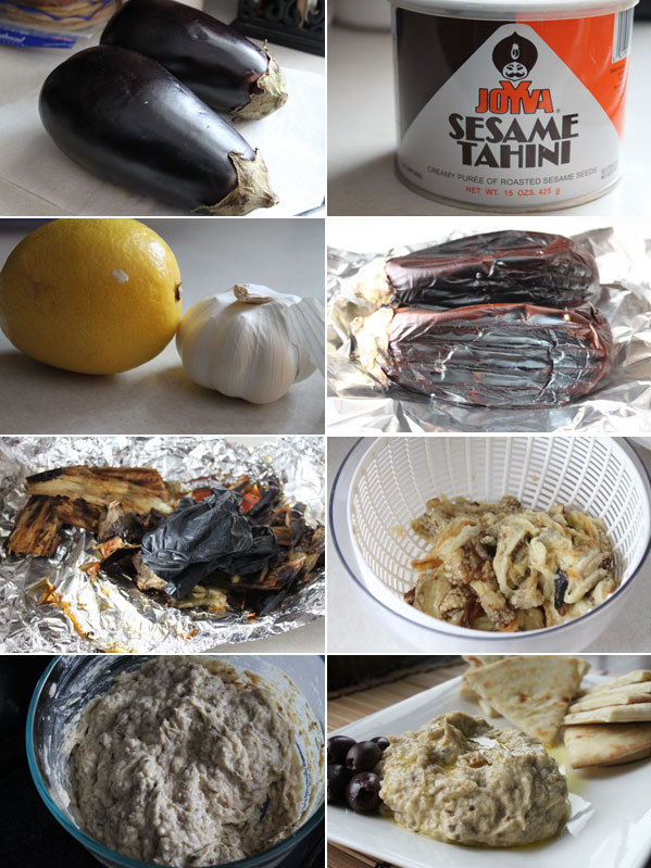 How to make Baba Ghanoush