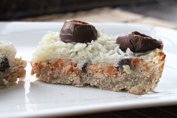 Coconut Dessert Bars