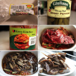 How to make Spicy Beef and Kimchi Tacos