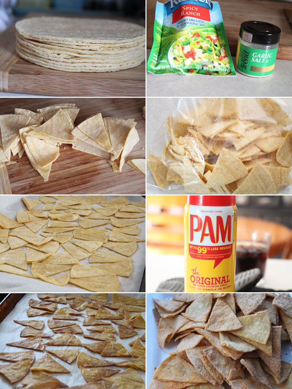 How to make spicy ranch Doritos